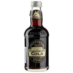 Fentimans Напиток газированный Curiosity Cola, 0,275 л