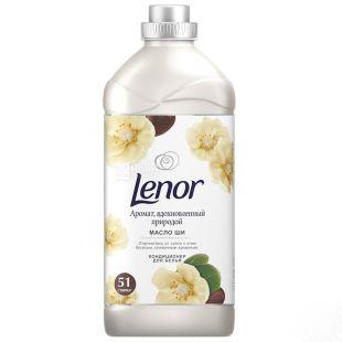 Lenor Shea Butter Conditioner, 1.8 L