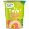 Sojade Organic Soya Apricot Yogurt, 125 g