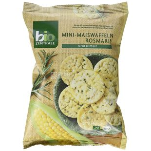 Corn flakes with rosemary, organic, 50 g, TM Bio Zentrale