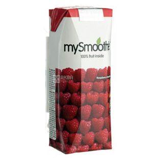 MySmoothie, Raspberries, Малиновый, 0,25 л, Майсмузи, Смузи натуральный