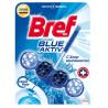 Bref Блок сменный Сила Актив Голубая Вода с хлор-компонентом, 50 г
