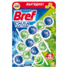 Bref Strength Active Coniferous freshness 4in1, 3x50 g