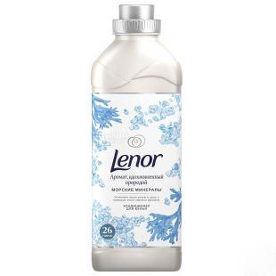 Lenor, Fabric softener, Sea Breeze, 910 ml