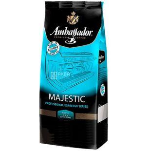 Ambassador Majestic, 1 кг, Кава в зернах Амбассадор Маджестік