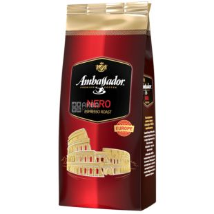 Ambassador Nero, Coffee Grain, 1 kg