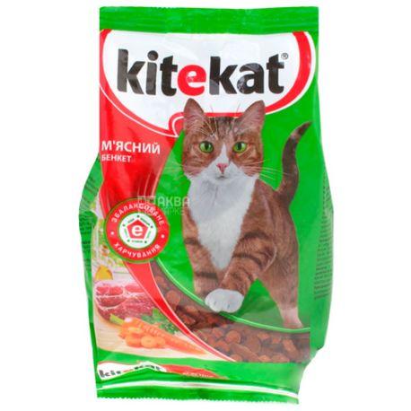 Kitekat, Сухий корм для котів, 400 г