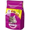 Whiskas, Сухой корм для взрослых котов, 300 г