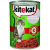 Kitekat, Консервований корм для котів з качкою в желе 400 г
