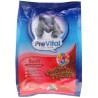 Cat food with beef and vegetables, 400 g, TM PreVital