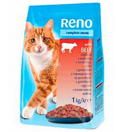 Сухий корм для кошенят, 1 кг, ТМ RENO