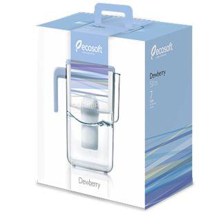 Ecosoft Dewberry Slim Фильтр-кувшин, 3,5 л