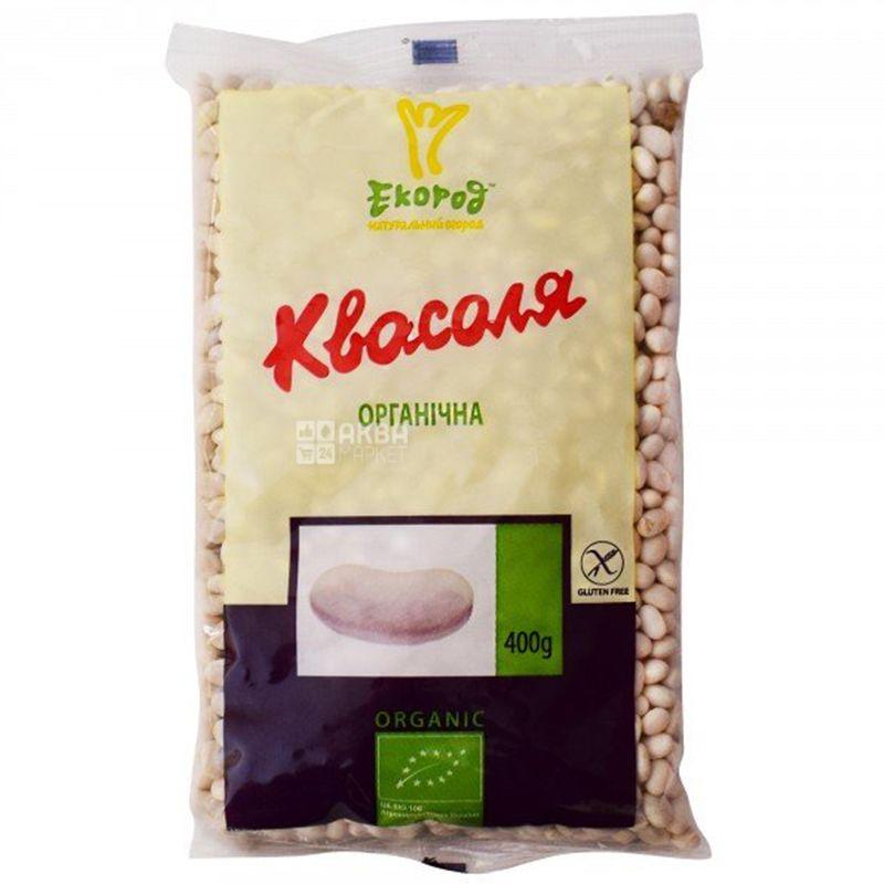 Экород, Фасоль органическая, 400 г