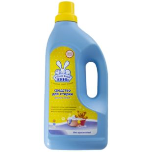 Eared Nyan Gel, liquid detergent for washing baby clothes, 1.2 l