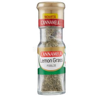 Cannamela, Лемонграсс измельченный, 20 г