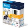 Ecosoft, Улучшенный комплект картриджей для фильтров обратного осмоса 1-2-3 этапа очистки