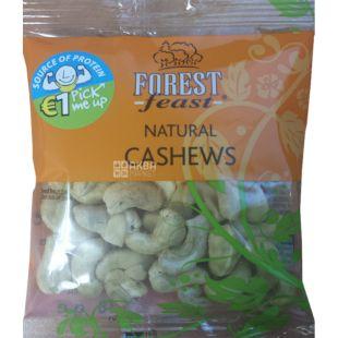 Орехи Кешью, 40 г, ТМ Forest Feast