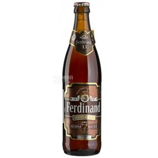 Beer semi-dark, Special, 500 ml, TM Ferdinand