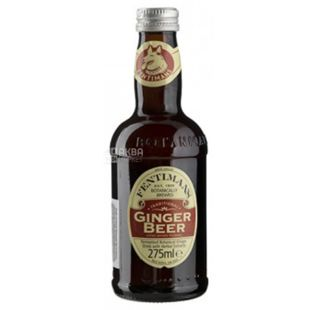 Drink carbonated Ginger Beer, 0,275 l, TM Fentimans