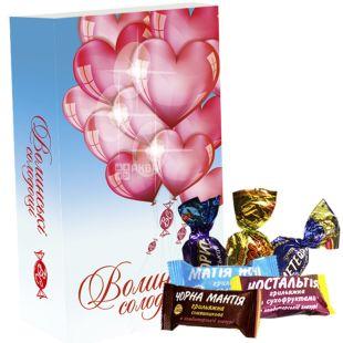 Волынские Сладости, К чаю Сердце, набор конфет, 500 г