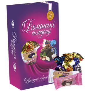 Volyn Sweets, For dessert, candy set, 500 g
