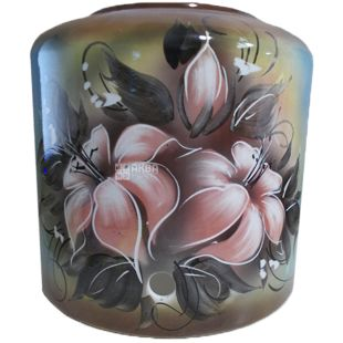 Dispenser, Flowers, Brown