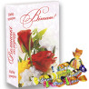Volyn Sweets, Holiday Congratulations, a set of sweets, 500 g