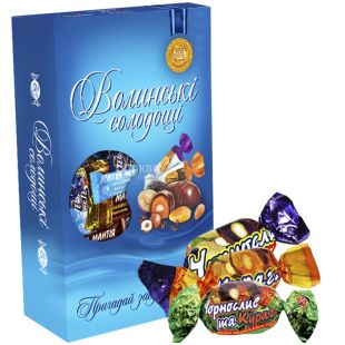 Volyn Sweets, Prunes and Dried Apricots, a set of sweets, 500 g
