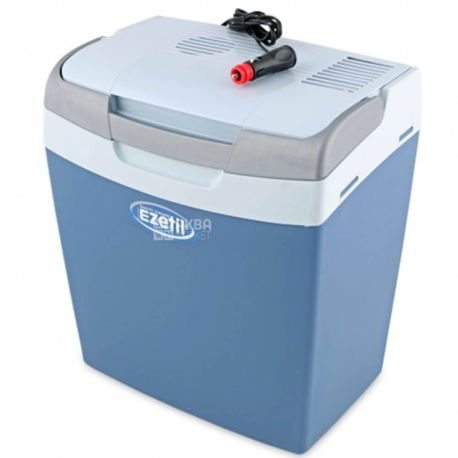 Ezetil, Electric Cooler E-16, 12V, Автохолодильник  Эзетил, термоэлектрический, 16 л