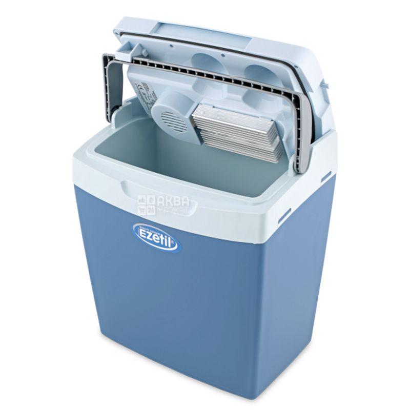 Ezetil, Electric Cooler E-16, 12V, Автохолодильник Езетіл, термоелектричний, 16 л