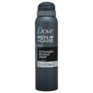 Dove Men+Care Антиперспірант Екстразахист без білих слідів, 150 мл
