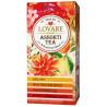 Lovare, Assorti Tea, 24 шт., Чай Ловара, Асорті 4 види, Чорний