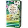 Lovare, Assorti tea, 24 шт., Чай Ловаре, Ассорти 4 вида, Зеленый