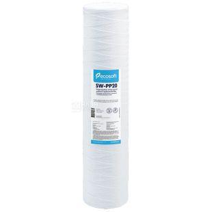 Ecosoft SW-РР20, Картридж из полипропиленовой нити 20 мкм, 4,5*20