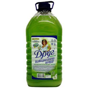 Dishwashing liquid, apple, 4.5 l, TM Friend