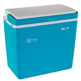 Контейнер изотермический, термобокс, синий, 24,1 л, ТМ Ezetil