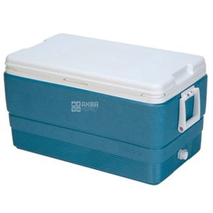 Isothermal container Maxcold 70, 66 l, dark blue, TM Igloo
