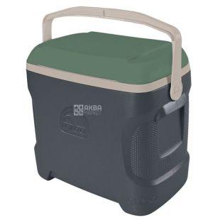 Изотермический контейнер зеленый, Sportsman, 28 л, ТМ Igloo