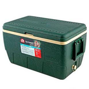 Изотермический контейнер зеленый, Sportsman, 49 л, ТМ Igloo