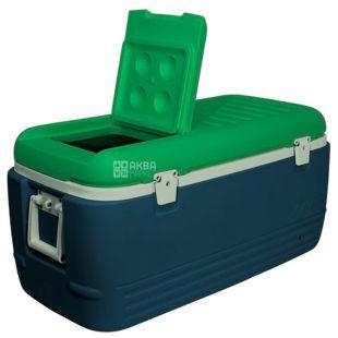 Ізотермічний контейнер синьо-зелений, 95 л, ТМ Igloo