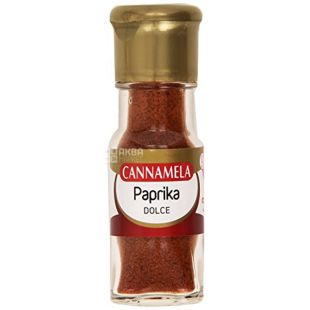 Cannamela, Seasoning, Paprika tender, 25 g