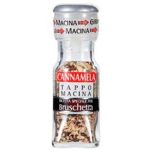 Cannamela, Spice Blend for Bruschetta, In a Mill, 35 g