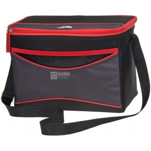 Igloo Cool, Thermobag, black-red, 9 l