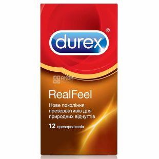 Dureх, Презервативи, Real Feel №12