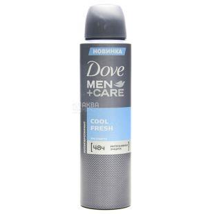 Dove Men+Care Дезодорант-Антиперспирант Прохладная свежесть, 150 мл