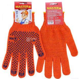 Перчатки Профессиональные 33, оранжевые, ТМ МастерОк