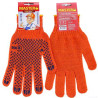 Gloves Professional 33, orange, TM MasterOk