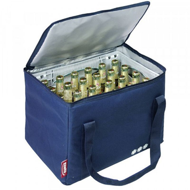 Сумка-холодильник Keep Cool Beer Bag, синяя, 35 л, ТМ Ezetil