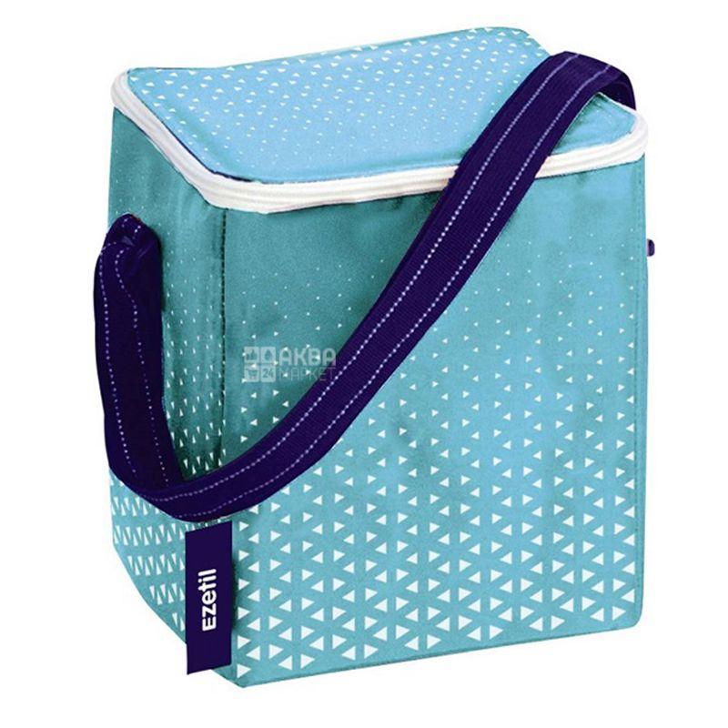 Сумка-холодильник Holiday, голубая, 5 л, ТМ Ezetil