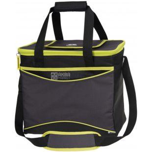 Igloo Cool-36, cooler bag black and yellow, 22 l